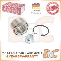 GENUINE MASTER-SPORT GERMANY HEAVY DUTY FRONT WHEEL BEARING KIT