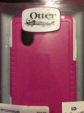 LG Optimus G Pink OtterBox Commuter Strength Case NEW