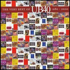UB40 - THE VERY BEST OF 1980 - 2000 CD ~ GREATEST HITS ~ REGGAE *NEW*