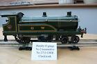 Hornby O gauge clockwork No2 GWR locomotive and tender. Good condition,