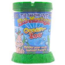 El asombroso Sea Monkeys Océano Zoo-Verde Acuario.