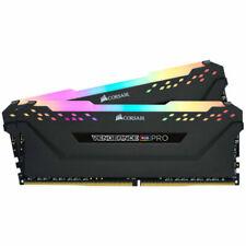 Corsair Vengeance RGB Pro 16GB (2 x 8GB) PC4-28800 (DDR4-3600) Memory (CMW16GX4M2Z3600C18)