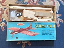 AVIOMODELLI SCOIATTOLO VVC volo vincolato vintage model kit