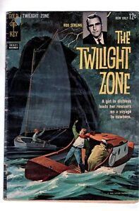 Twilight Zone #1 Gold Key 1962 RARE! Comic Rod Serling Silver Age-NO RESERVE!!!