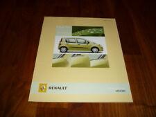 Renault Modus imusic folleto 04/2006 España