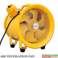 Atex Portable Ventilator Axial Blower Extractor Explosion Proof ( EX ) fumes fan