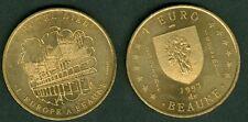 1 EURO TEMPORAIRE DES VILLES DE DEAUNE  HOTEL DIEU 1997  ETAT  NEUF
