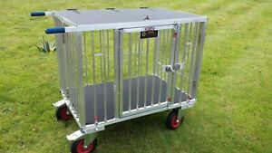"Simba ""Tsavo"" Delux Extra Large Show dog trolley"
