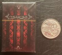 Bicycle Ellusionist Artifice Mini RED Deck US Playing cards Poker Magic New
