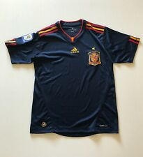 Adidas ClimaCool Spain Football Jersey Medium 2010 FIFA World Cup South Africa