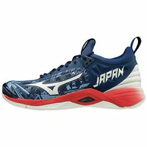 MIZUNO Volleyball Shoes WAVE MOMENTUM JAPAN Limited V1GA191164 US9.5(27.5cm)