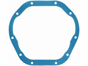 For 1961 Studebaker 6E13D Axle Housing Cover Gasket Front Felpro 21615DC