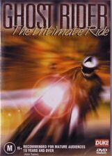 GHOST RIDER THE ULTIMATE RIDE - EXTREME MOTORCYCLE ROAD RACING  - NEW DVD