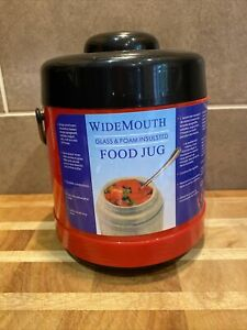 WideMouth Food Jug Thermos Food Container Storage - New & Unused  Wide Mouth