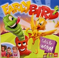 Goliath Games EARLY BIRD - CATCH THE WORM BOARD GAME for Ages 4+