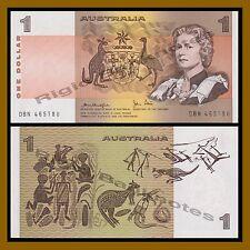Australia 1 Dollar, 1979 P-42c Queen Elizabeth II Unc