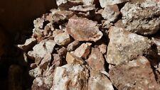 Gold ore rocks. 20lbs +