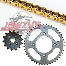 SunStar 420 MXR Chain/Sprocket Kit 13-49 Tooth 43-1136 For Honda CRF80F XR80R