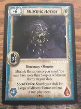 Miasmic Horror Promo | Warlord Saga Of The Storm CCG