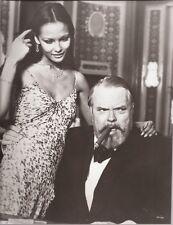 PF Voyage ot the Damned ( Laura Gemser , Orson Welles )