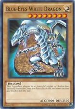 Blue-Eyes White Dragon (SDDC art) - LDK2-ENK01  - Common - Unlimited Edition x1