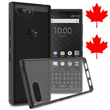 For Blackberry KEY2 Case Slim Hybrid Hard Shockproof Phone Cove- Canada Shipping