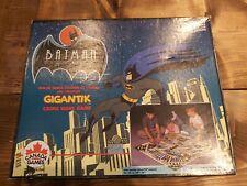 RARE 1995 BATMAN GIGANTIK CRIME WAVE GAME - 100% COMPLETE