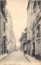 CPA 75 PARIS IVe RUE POULLETIER