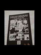 DISEGNI ORIGINALI – GLI EROI BONELLIANI (ed. SEGNI & DISEGNI)