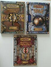 Dungeons Donjons & Dragons 3.5 Livre de règles I II et III (Ex à NM)