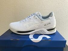 Asics gel Lyte evo Evolution White hn5430101 us 12 UK 11 UE 46.5 nuevo embalaje original