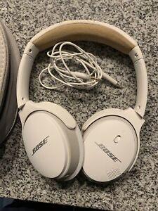 Bose QuietComfort 25 Headband Headphones - Silver