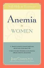 Anemia in Women: Self-Help and Treatment, New, Books, mon0000110469