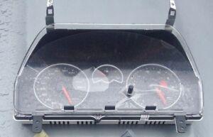 GENUINE MGTF LE500 SPEEDO / CLOCKS UNIT KPH + LOOM YAC005410 + YMG003060