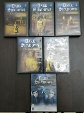 Dark Shadows The Beginning Volumes 1 - 5 & House of Despair