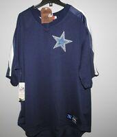 NFL Mitchell & Ness Dallas Cowboys Football Jersey New Mens Sizes $90
