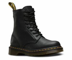 Dr Martens 13512006 1460 Pascal Virginia Black Womens Boot