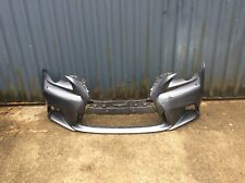 GENUINE LEXUS IS250 FRONT BUMPER 52119 53A50 2014 - 2017 PDC & WASHER HOLES GREY