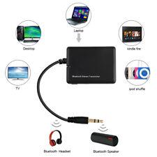 Bluetooth Transmetteur et Audio Emetteur Adaptateur Sans Fil pour TV PC Casque