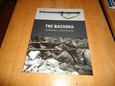 @@@ THE BAZOOKA GORDON L ROTTMAN OSPREY WEAPON BRAND NEW @@@
