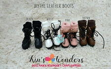 Shoes for Blythe, Pullip, BJD, Licca, Azone Jerry 3cm doll making Art Gift