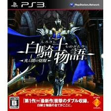 Used PS3 White Knight Chronicles II 2 Japan import