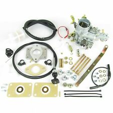 WEBER 34 ICH CARB/CARBURETTOR KIT VW/VOLKSWAGEN GOLF/JETTA 1272cc