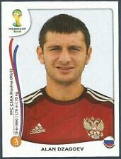 PANINI WORLD CUP 2014- #617-RUSSIA-ALAN DZAGOEV