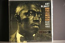 ART BLAKEY AND JAZZ MESSENGERS LP 4003 STEREO BLUE NOTE