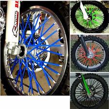 Motocross Wheel RIM Spoke Skin Covers For HONDA 125 CRF2CRF250/450R/X CR125/250R