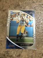 2020 Panini Absolute Justin Herbert - Chargers Rookie Base Card