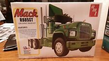 Amt Mack R685St Semi Tractor Cab Plastic Model Kit 1/25 New