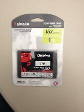"Kingston SSDNow KC400 1 TB 2.5"" Internal Solid State Drive SKC400S371t"