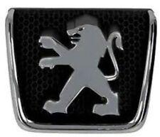 PEUGEOT 307 ( 2001-2008 ) NEUF EMBLEME logo AVANT GRILLE ORIGINAL 7810G8 TOP !